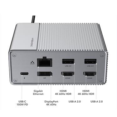 Opiniones sobre Estación de acoplamiento USB-C HyperDrive 12 en 1 GEN2 / Hub USB-C