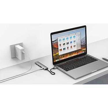 Opiniones sobre Barra HyperDrive 6 en 1 (Plata)