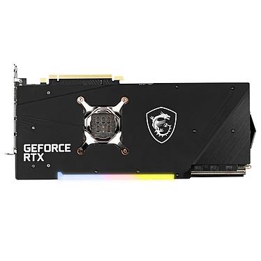 Avis MSI GeForce RTX 3080 GAMING X TRIO 10G