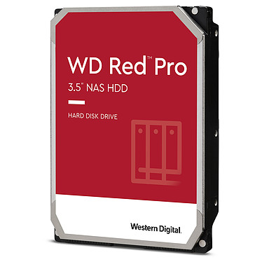 Western Digital WD Red Pro 4 To SATA 6Gb/s