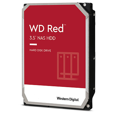 Western Digital WD Red 2 To SATA 6Gb/s
