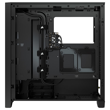 Acheter Corsair iCUE 4000X RGB Tempered Glass (Noir)