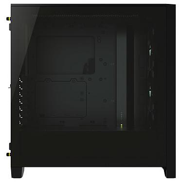 Avis Corsair iCUE 4000X RGB Tempered Glass (Noir)