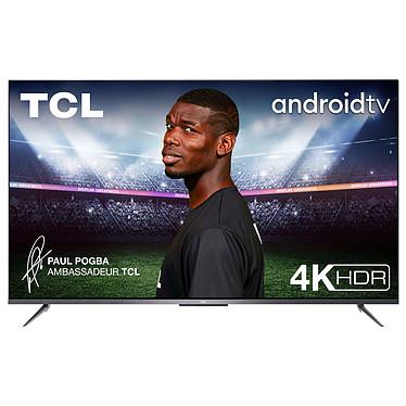 "TCL 75P716 4K Ultra HD LED TV 75"" (190 cm) 16/9 - 3840 x 2160 píxeles - HDR - TV Android - Wi-Fi - Bluetooth - 1500 Hz - Sonido 2.0 30W"