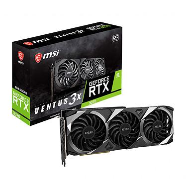 MSI GeForce RTX 3070 VENTUS 3X 8G OC