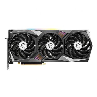 Avis MSI GeForce RTX 3070 GAMING X TRIO 8G