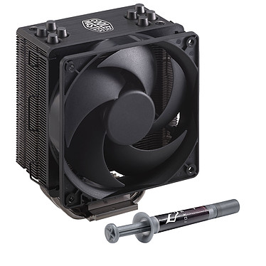 Cooler Master Hyper 212 Black Edition + Fox Spirit Cryo 15