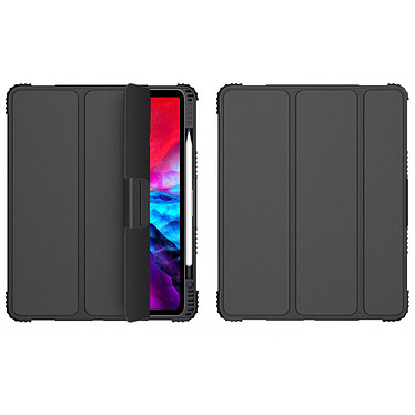"Akashi Etui Folio Stand Noir iPad Pro 12.9"" 2018/2020 Étui / support pour tablette Apple iPad Pro 12.9"" 2018/2020"
