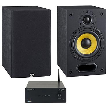 Tangent Ampster BT II + Davis Acoustics Mia 20 Noir