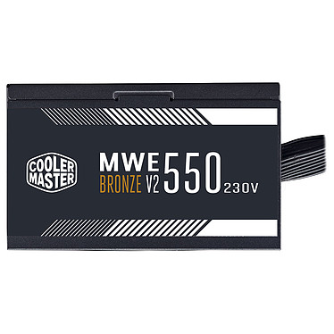 Acheter Cooler Master MWE Bronze 550W V2