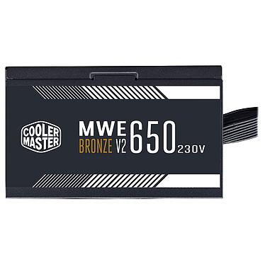 Avis Cooler Master MWE Bronze 650W V2