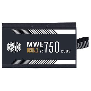 Avis Cooler Master MWE Bronze 750W V2