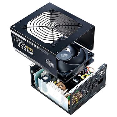 Cooler Master MWE Gold 550 Full Modular V2 pas cher