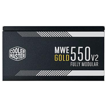 Avis Cooler Master MWE Gold 550 Full Modular V2
