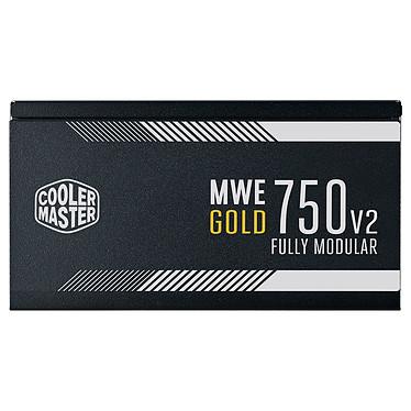 Avis Cooler Master MWE Gold 750 Full Modular V2