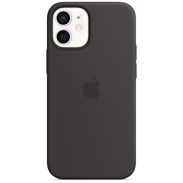 Apple Silicone Case with MagSafe Noir Apple iPhone 12 mini