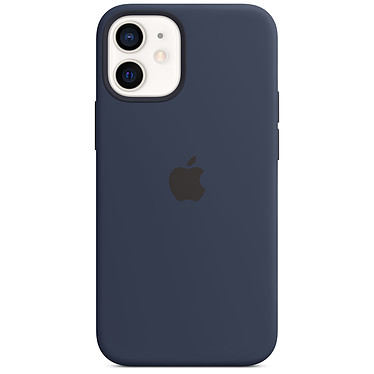 Apple Silicone Case with MagSafe Marine Intense Apple iPhone 12 mini