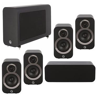 Q Acoustics Pack 5.1 3010i Noir