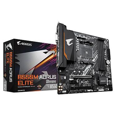 Avis Kit Upgrade PC AMD Ryzen 7 5800X Gigabyte B550M AORUS ELITE