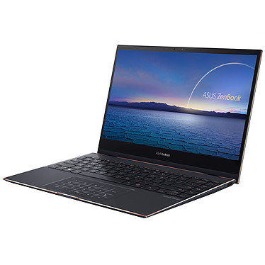 Avis ASUS Zenbook Flip 13 BX371EA-HL328R avec NumberPad