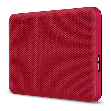 Acheter Toshiba Canvio Advance 1 To Rouge