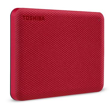 Avis Toshiba Canvio Advance 4 To Rouge