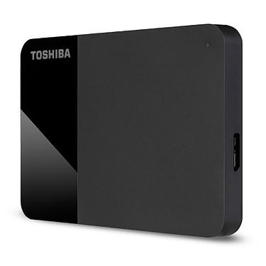 Acheter Toshiba Canvio Ready 1 To Noir