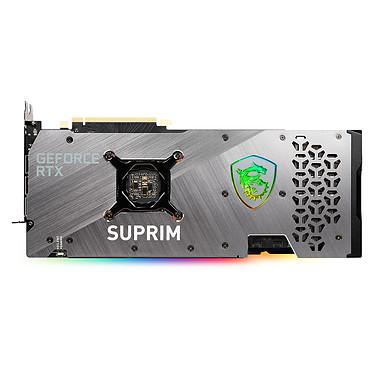 Acheter MSI GeForce RTX 3070 SUPRIM X 8G