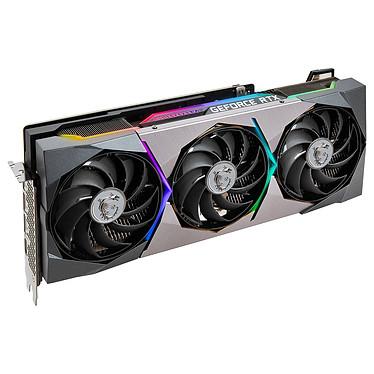MSI GeForce RTX 3080 SUPRIM X 10G LHR pas cher