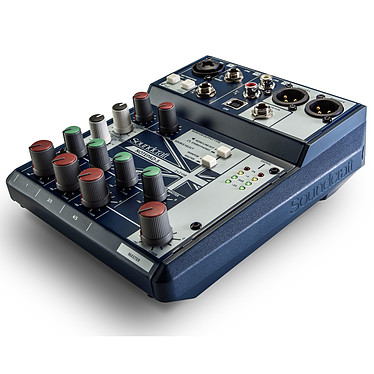 Avis Soundcraft Notepad-5