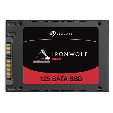 Avis Seagate SSD IronWolf 125 4 To