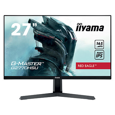 "iiyama 27"" LED - G-Master G2770HSU-B1 Red Eagle"