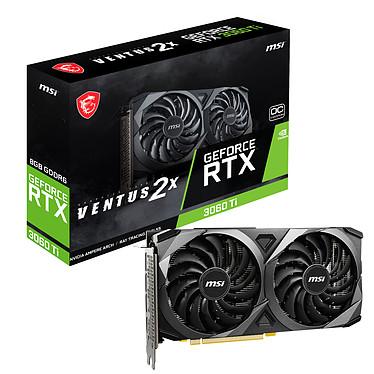 MSI GeForce RTX 3060 Ti VENTUS 2X 8G OCV1