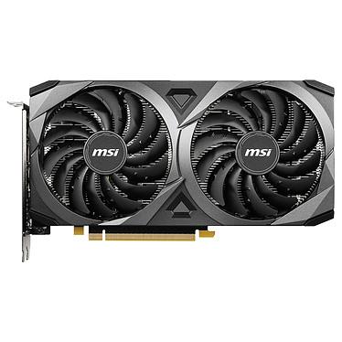 Avis MSI GeForce RTX 3060 Ti VENTUS 2X 8G OCV1