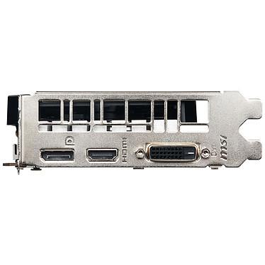 MSI GeForce GTX 1650 D6 VENTUS XS OCV2 pas cher