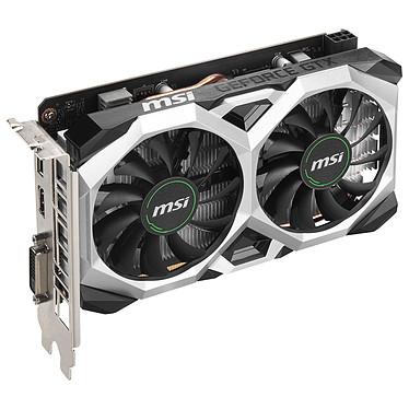 Avis MSI GeForce GTX 1650 D6 VENTUS XS OCV2