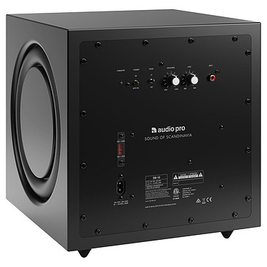 Avis Audio Pro SW-10 Noir