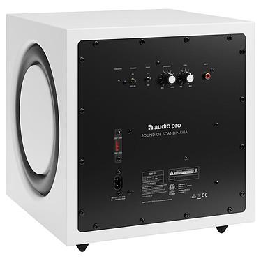 Avis Audio Pro SW-10 Blanc