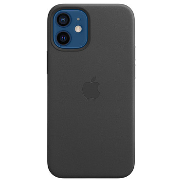 Apple iPhone cartera de piel con MagSafe iPhone 12 mini -Negro