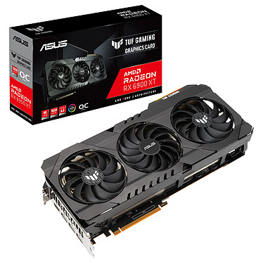 ASUS Radeon TUF RX 6900 XT O16G GAMING