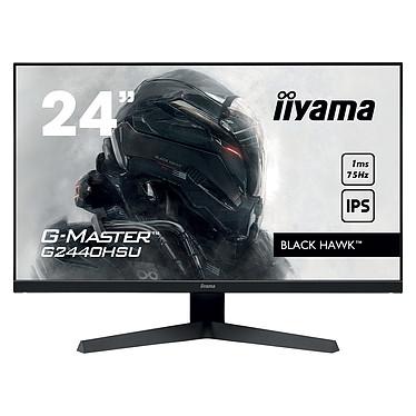"iiyama 23.8"" LED - G-Master G2440HSU-B1 Black Hawk"