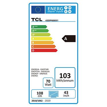 Acheter TCL 43DP600