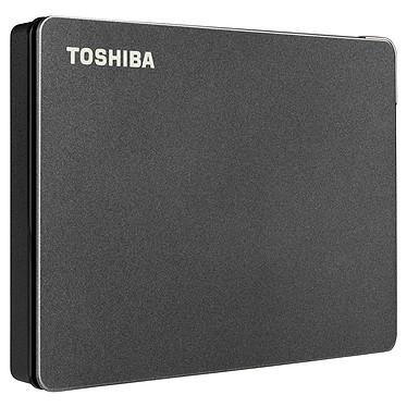 Toshiba Canvio Gaming 4 To Noir