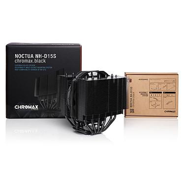 Acheter Noctua NH-D15S Chromax .Black