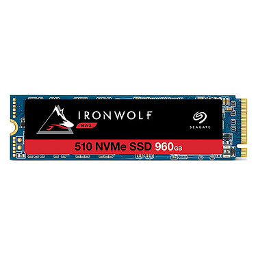 Seagate SSD IronWolf 510 960 Go