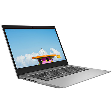 "Lenovo IdeaPad 1 14ADA05 (82GW0021FR) AMD 3020e 4 Go eMMC 64 Go 14"" LED HD Wi-Fi AC/Bluetooth Webcam Windows 10 Famille en mode S"