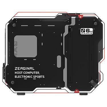 Avis Zeaginal ZC-06M (Noir/Rouge)