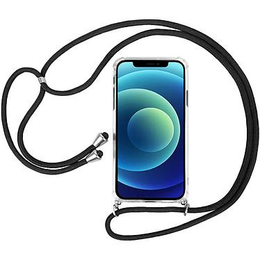 Akashi Coque Renforcée Lanière iPhone 12 / 12 Pro