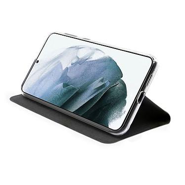 Avis Akashi Etui Folio Porte Carte Noir Samsung Galaxy S21