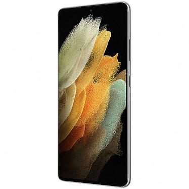 Avis Samsung Galaxy S21 Ultra SM-G998B Argent (12 Go / 128 Go) · Reconditionné